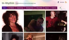 In-Rhythm website