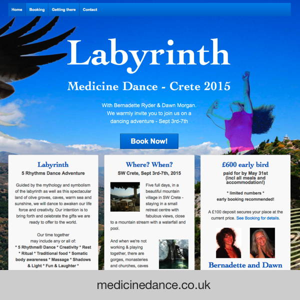 Medicine Dance - Events