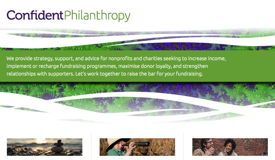Confident Philanthropy - consultancy