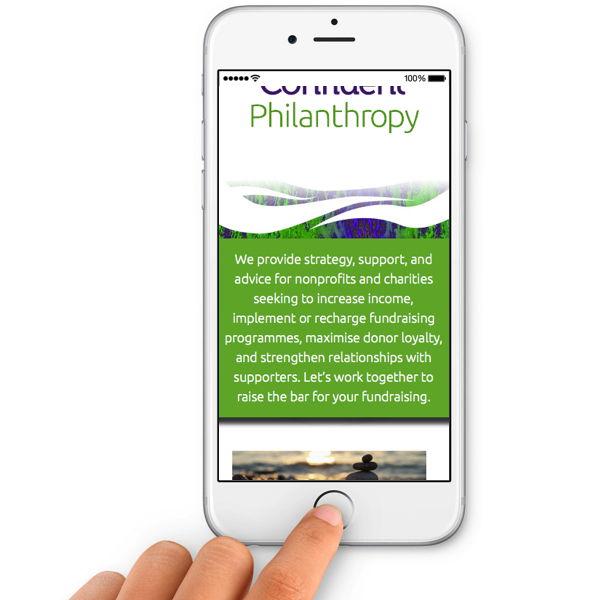 Confident Philanthropy - consultancy