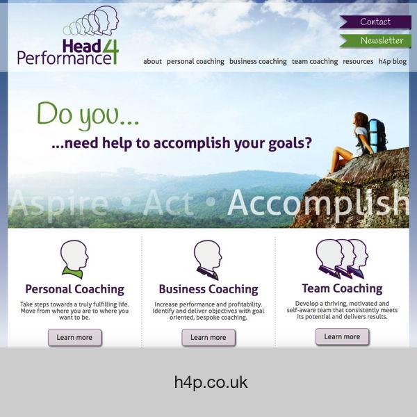 Head4Performance - coaching