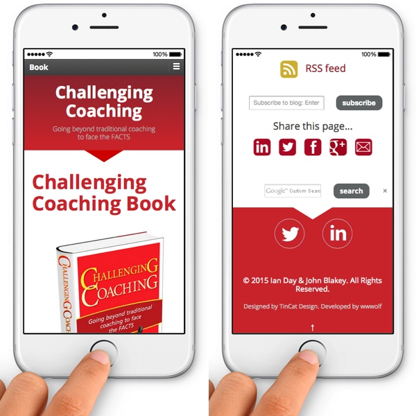Challenging Coaching - executive coaching plus