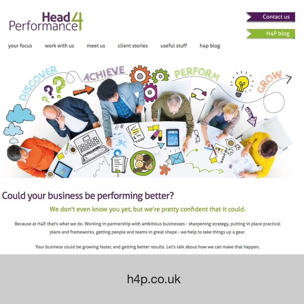 Head4Performance - coaching