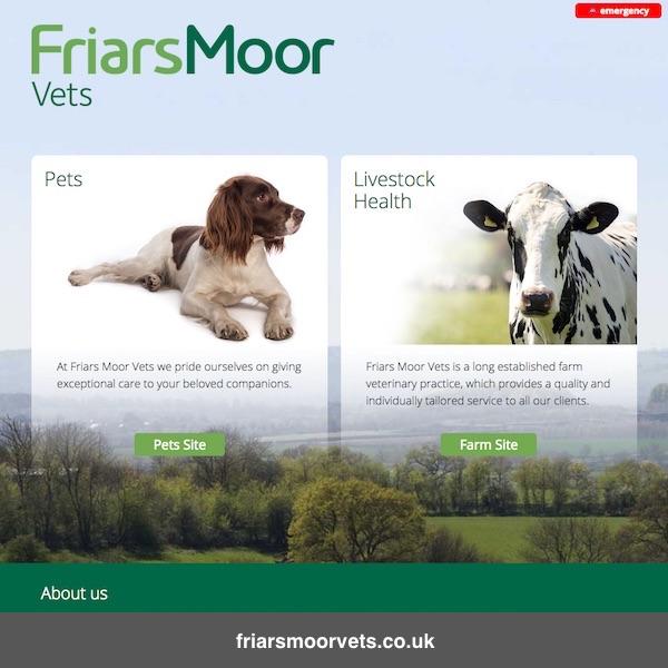 Friars Moor Vets